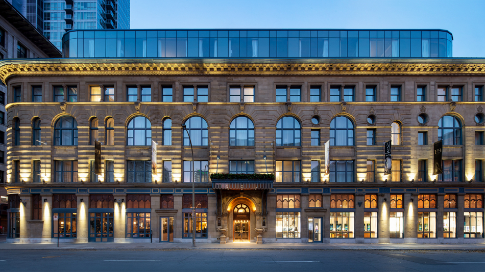 Hotel Birks is finalist for the 21st Gala of ICCA