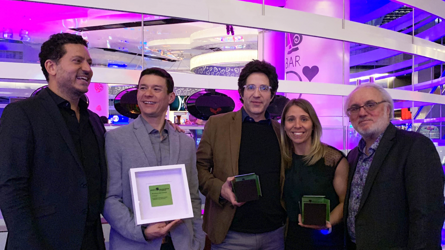 NEUF architect(e)s awarded at the Grands Prix du design gala!