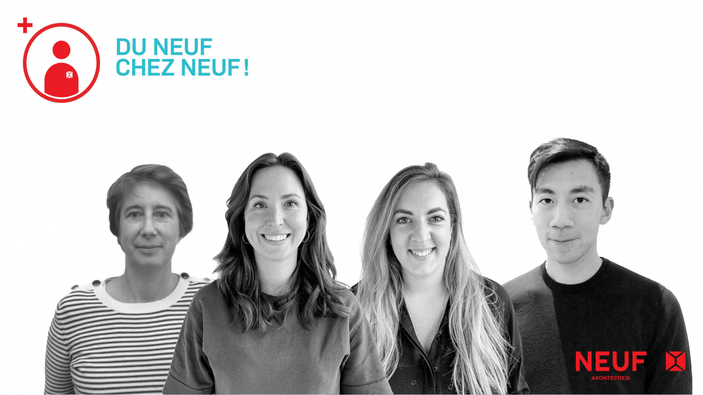 The NEUF team is growing
